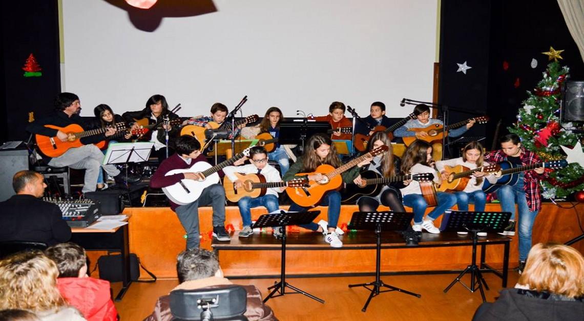 Concertos de Natal abrilhantam a quadra na Vila de Prado