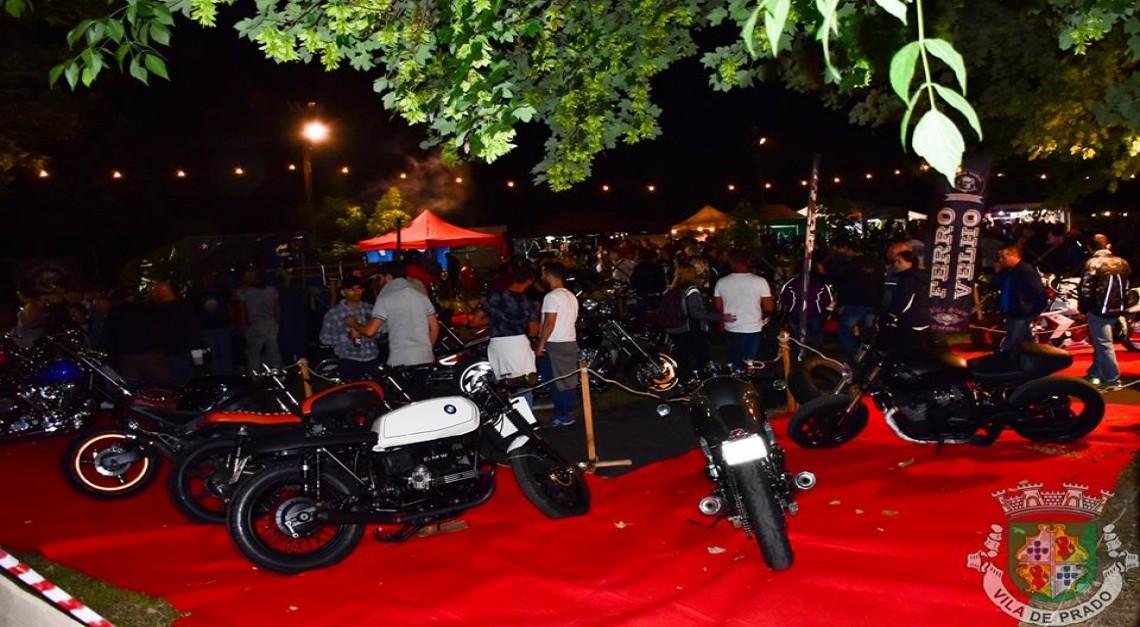 XVII Concentração do Moto Club de Prado