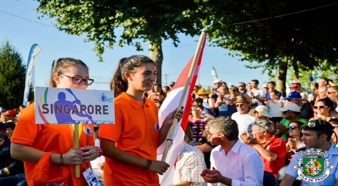 28 Julho // Abertura da Taça do Mundo de Maratonas em Canoagem