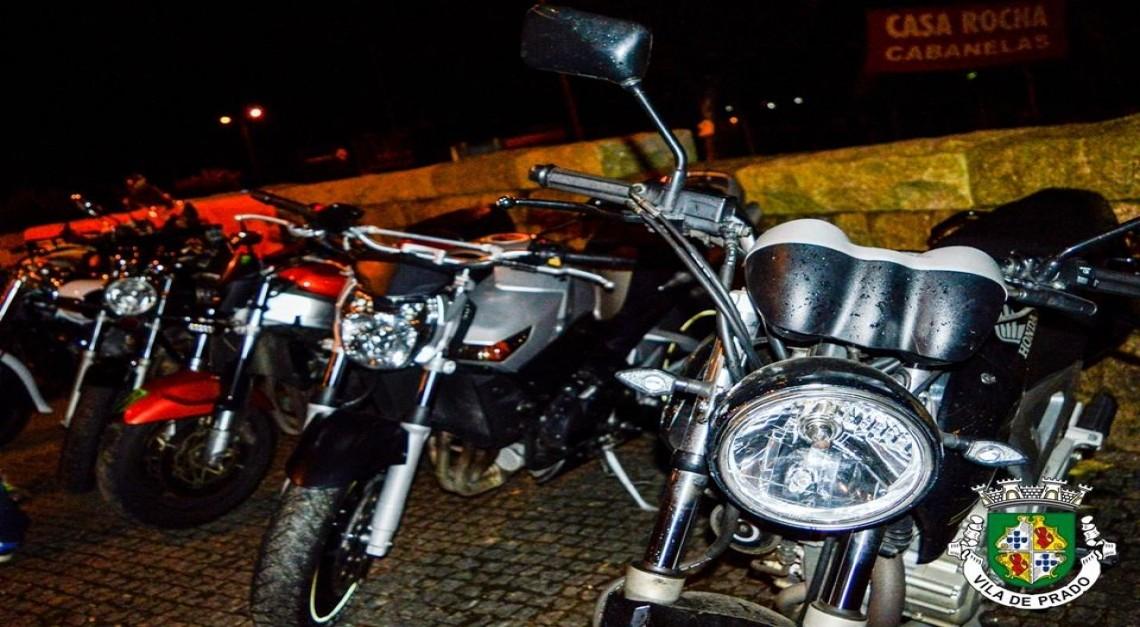Concentração do Moto Club de Prado 2016