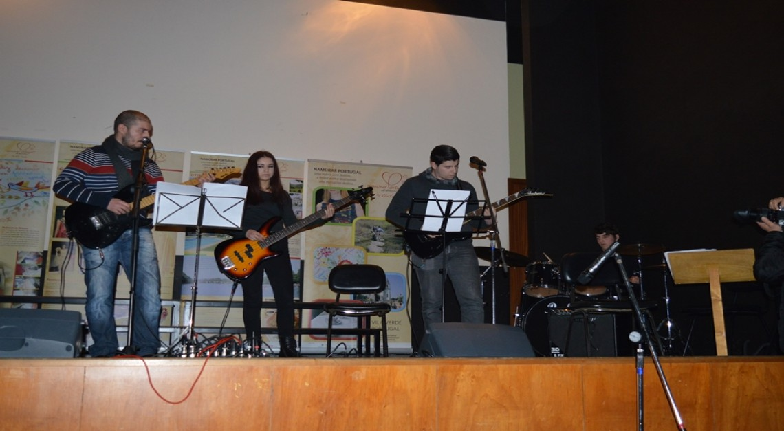 Concerto Escola de Música da Junta de Freguesia da Vila de Prado