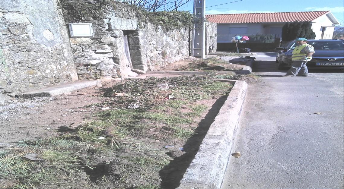 Manutenção de Espaços Verdes-2012