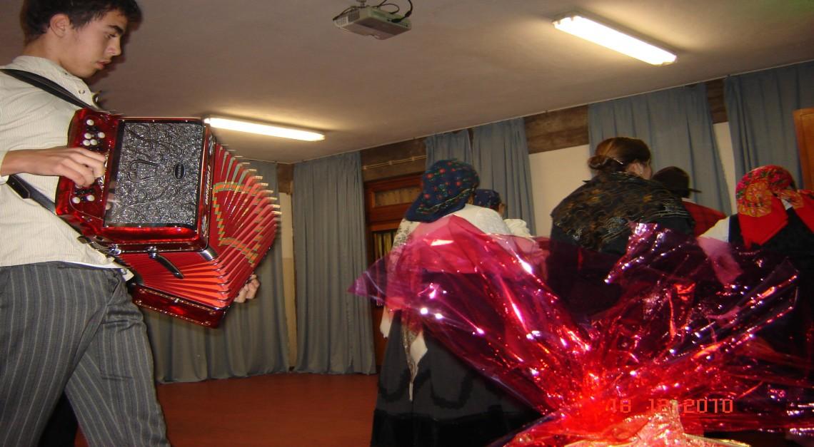 Ceia de Natal-2010