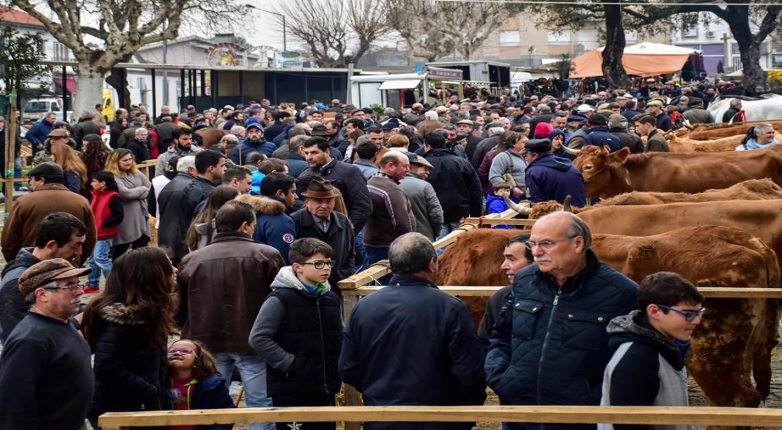 Feira dos Vinte atraiu um mar de gente à Vila de Prado!