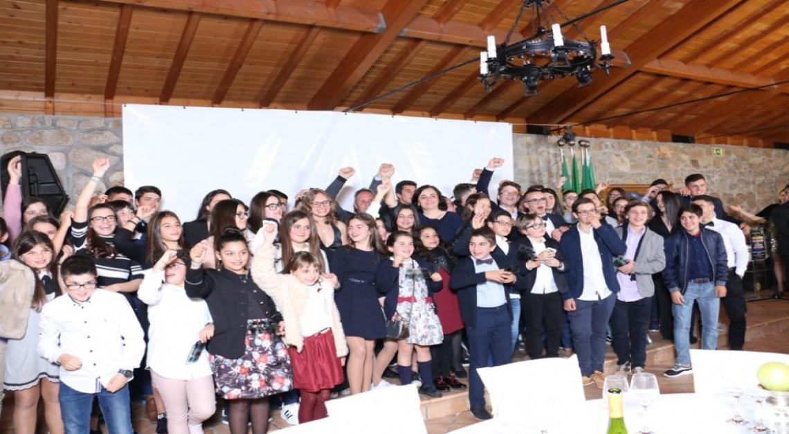 Gala de Mérito do CN Prado para celebrar o 36º aniversário do clube com maior palmarés do concelho!
