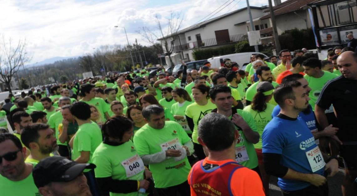 Vila de Prado: Mais de 500 participantes Corrida Solidária da Cruz Vermelha!