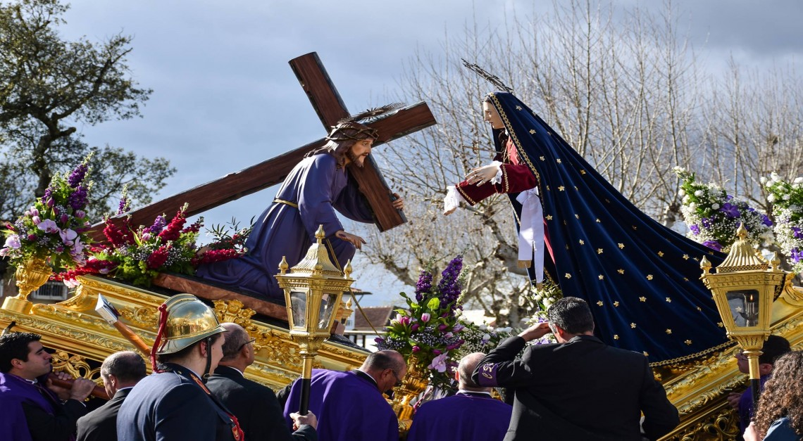 Vila de Prado: Milhares de pessoas assistiram à Procissão dos Passos 2018!