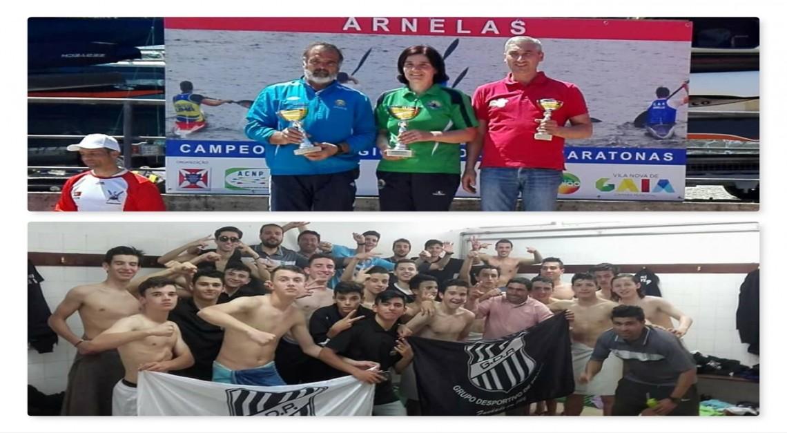 CN Prado é Campeão Regional de Maratona e Juvenis do GD Prado são campeões de série!