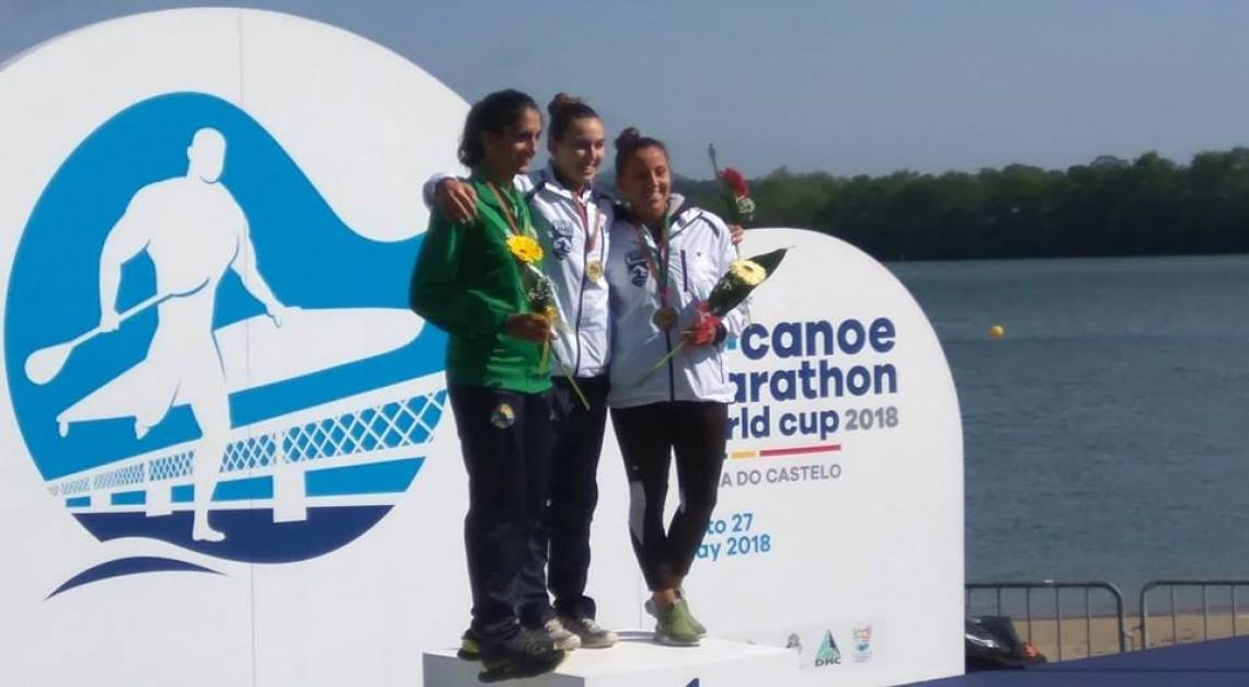 CN Prado conquistou cinco medalhas na Taça de Portugal de Maratonas