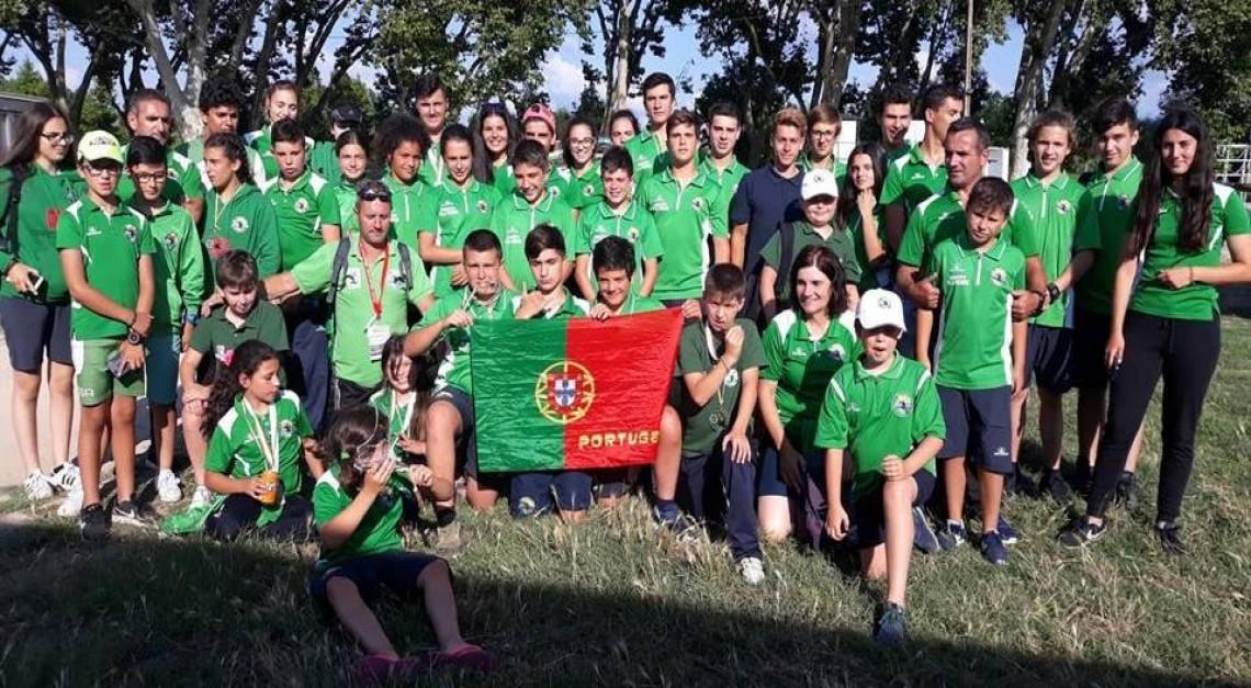 CN Prado é Vice-Campeão Nacional de Esperanças 2018!