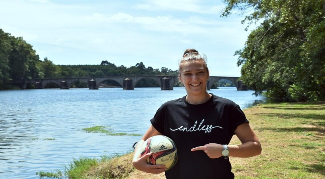 Adriana Malheiro: Talento pradense a caminho do futebol espanhol!