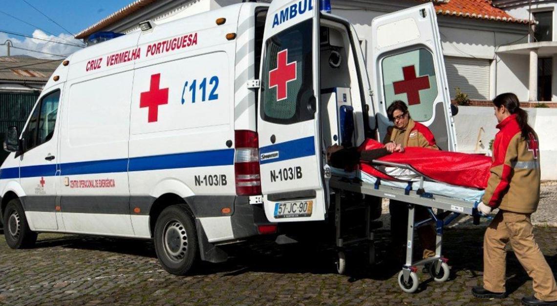 Delegação da Cruz Vermelha regressa a Prado