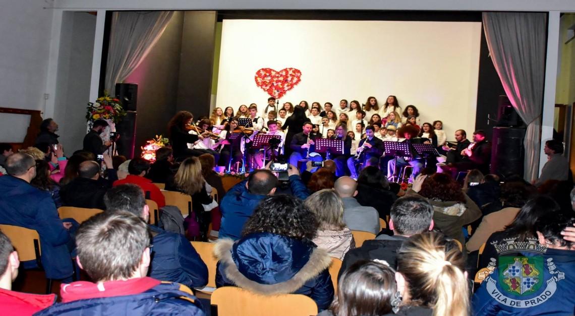 Escola de Música da Vila de Prado arrancou o novo ano letivo com muitas novidades!