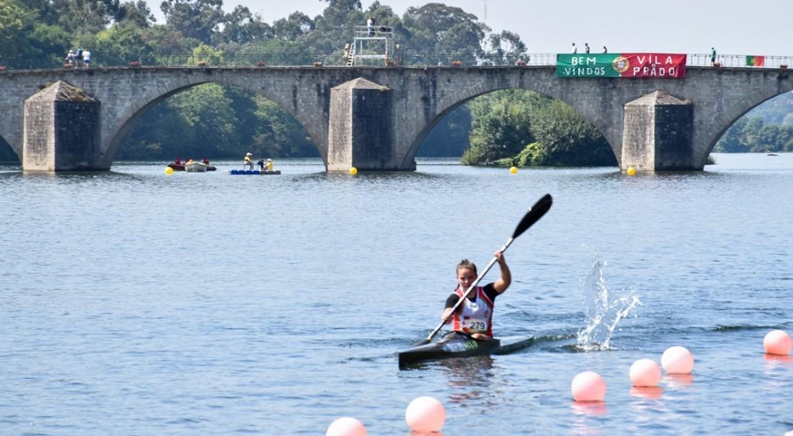 """Jorn Cronberg: """"Prado é dos melhores locais do mundo para a canoagem"""""""