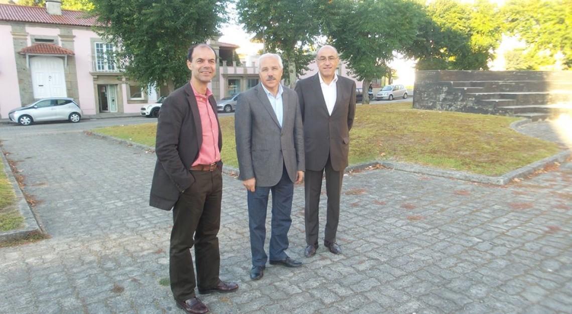 Prestes a arrancar a renovação total do Largo Antunes Lima na Vila de Prado!
