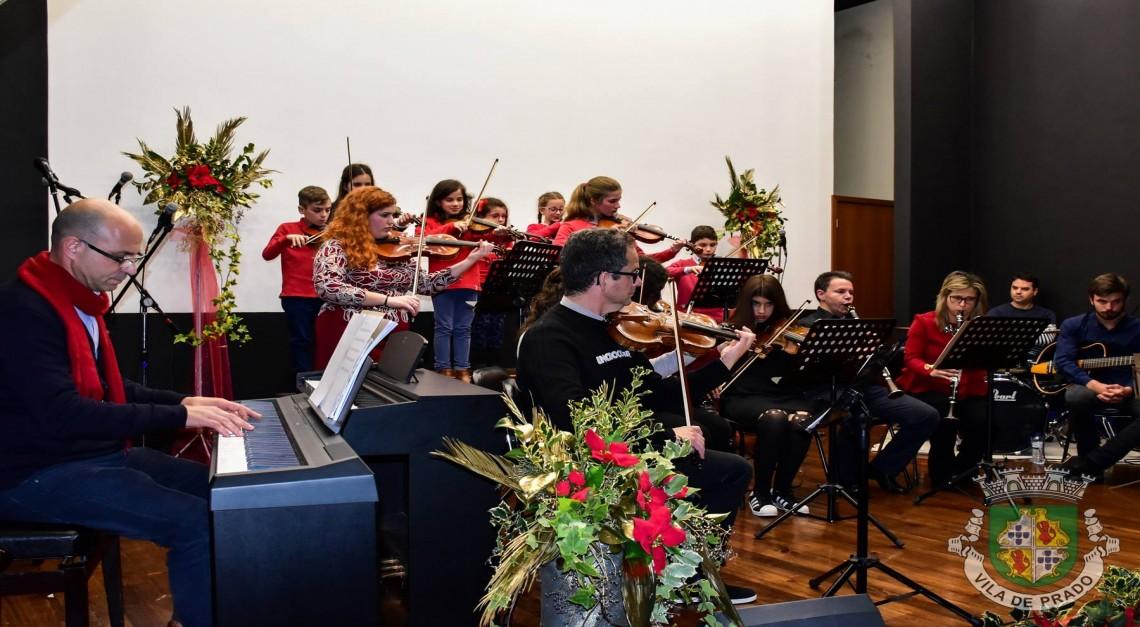 Escola de Música da Vila de Prado deseja Feliz Natal com três concertos nos próximos dias!