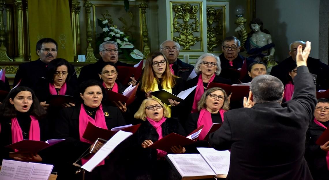 Igreja Paroquial de Prado recebe o concerto de Natal do Grupo Coral Assanes