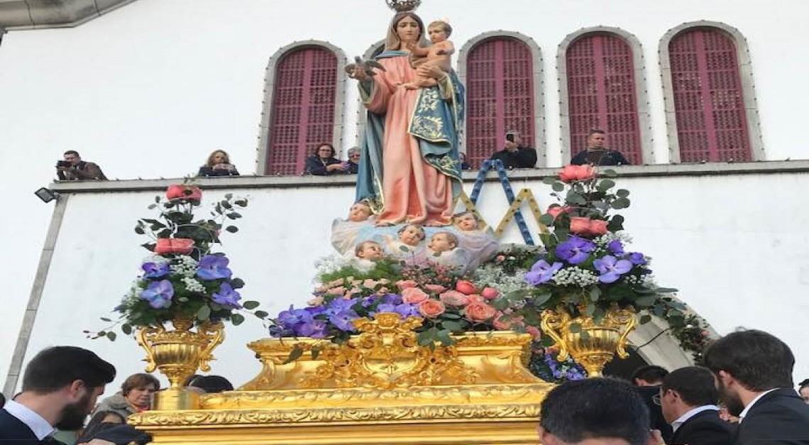 Prado saiu à rua para a Procissão da Padroeira - Nossa Senhora da Purificação!