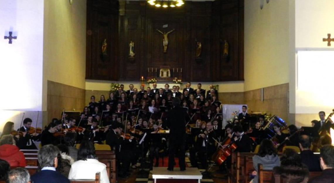 Concerto Coral Sinfónico na Igreja Paroquial de Prado