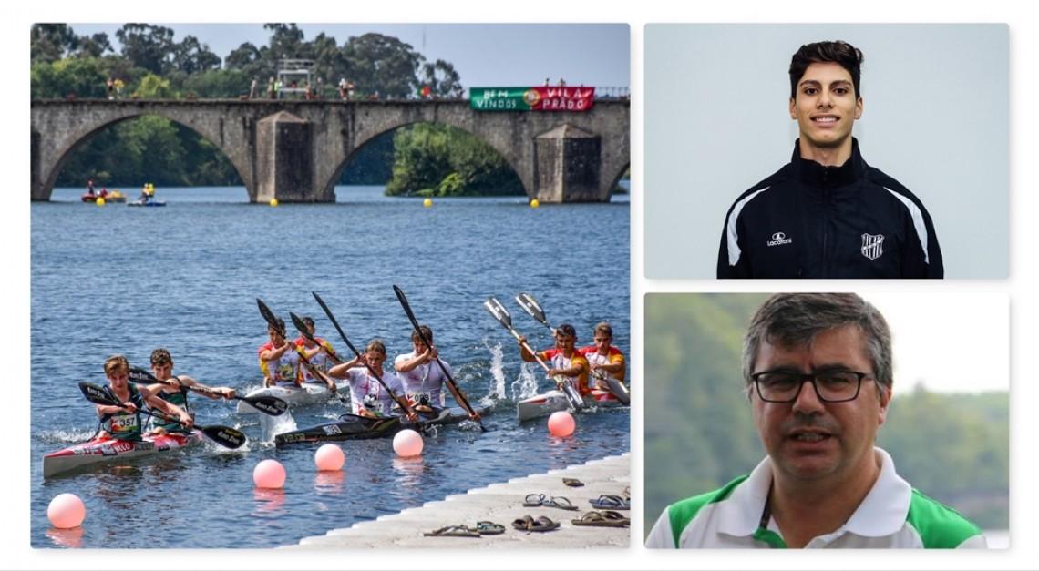 Horácio Lima, Tiago Alves e Campeonato do Mundo de Maratona em Canoagem nomeados para os troféus 'O Minhoto'!