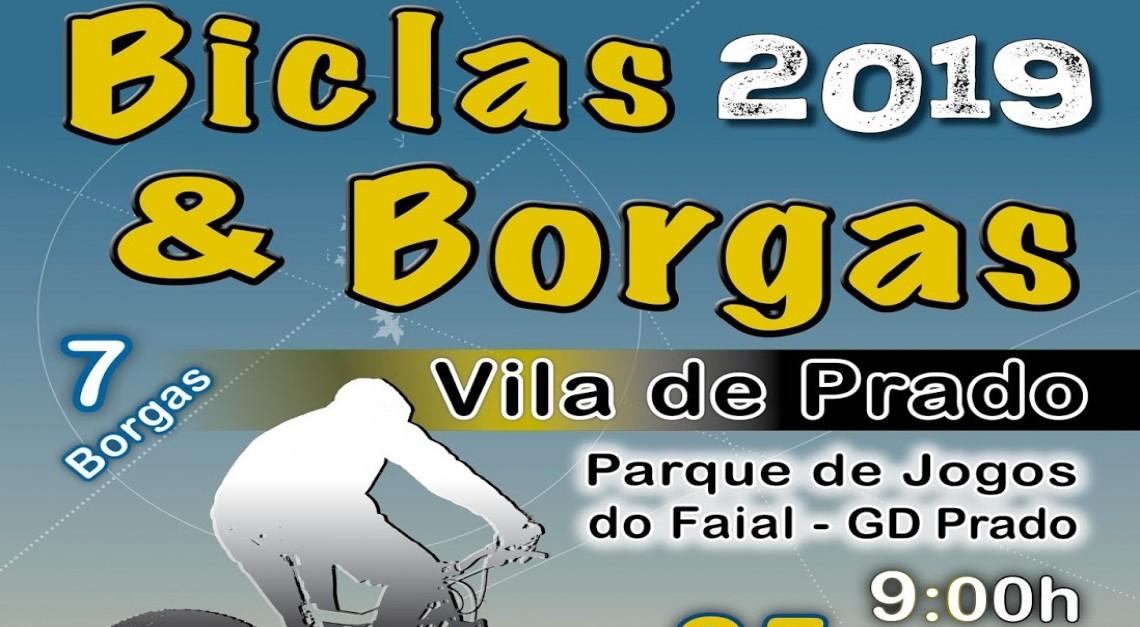 Uma emocionante aventura à beira-Cávado no Biclas & Borgas 2019!