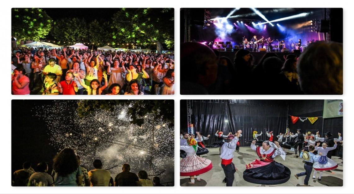 07 a 09 de junho. As Festas da Vila de Prado 2019 estão a chegar e trazem muita música na bagagem!
