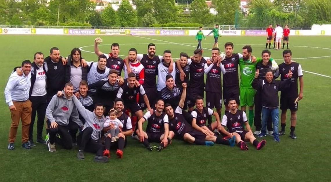 GD Prado conquistou o 2º lugar da classificação, vai disputar a Taça de Portugal e pode subir aos nacionais!