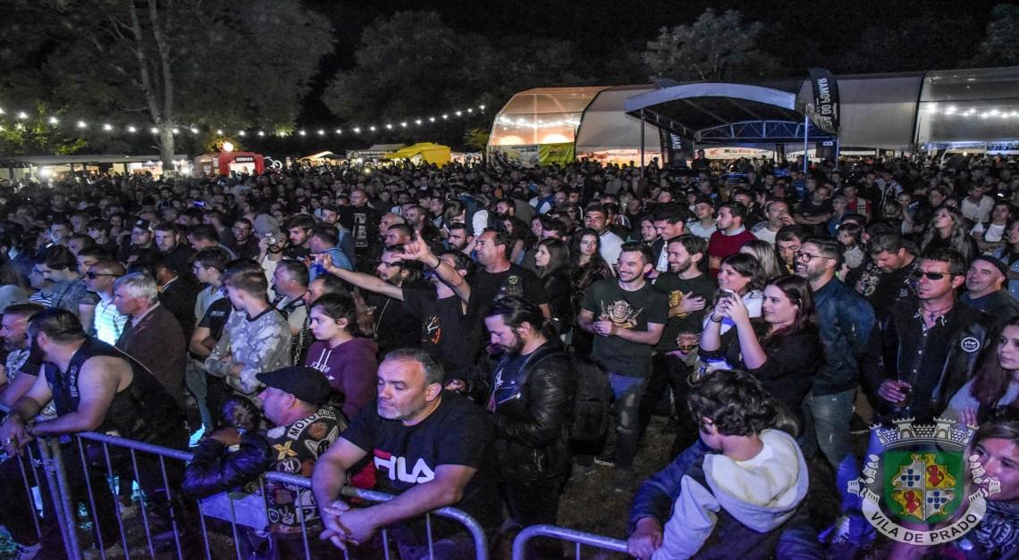 Chegaram de todo o país e até de Espanha, milhares de participantes na XIX Concentração de Prado!
