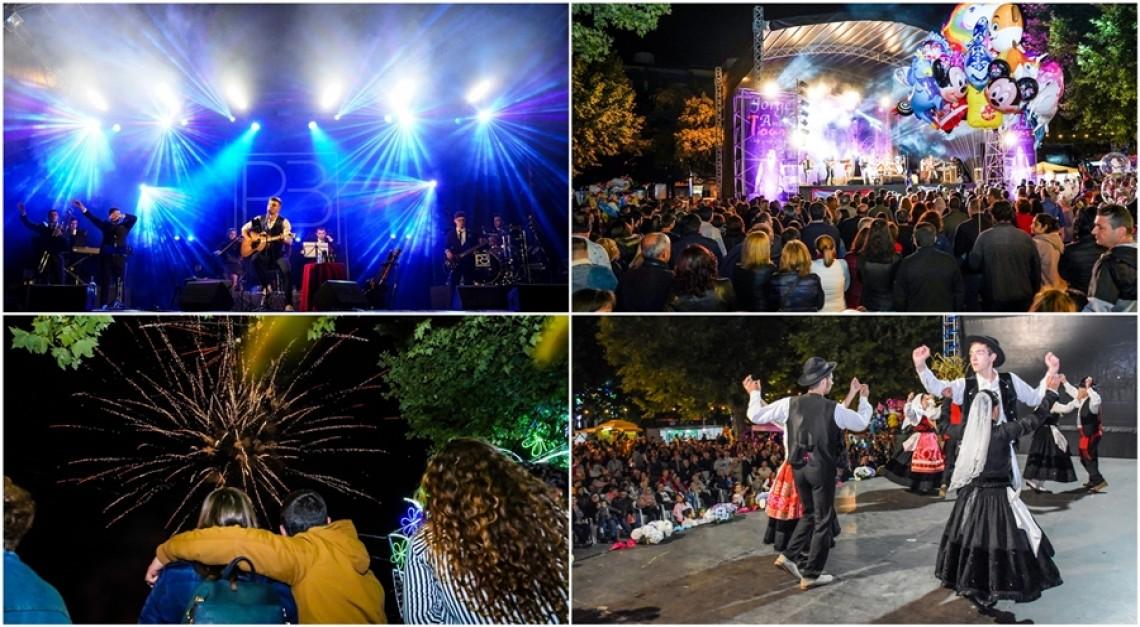 Festas da Vila de Prado 2019. Três dias de música, tradição, convívio e muita diversão!