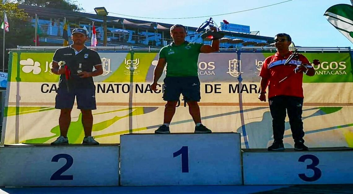 Clube Náutico de Prado é campeão nacional de Maratona