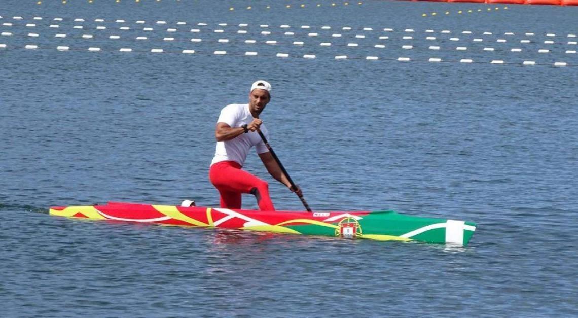 Canoagem. Hélder Silva conquistou o 8º lugar nos Jogos Europeus de Minsk!