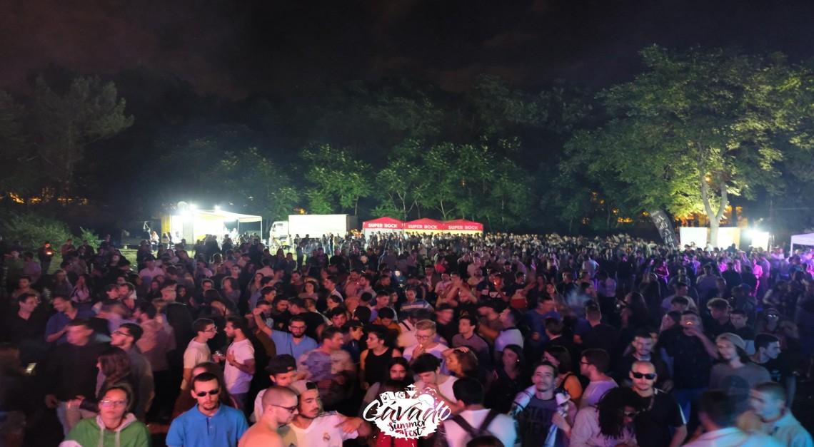 O melhor da música nacional na Vila de Prado para o Cávado Summer Fest!