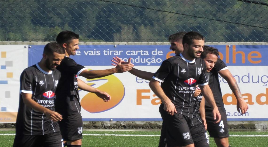 GD Prado. Vice-campeão entra a vencer na Pró-Nacional