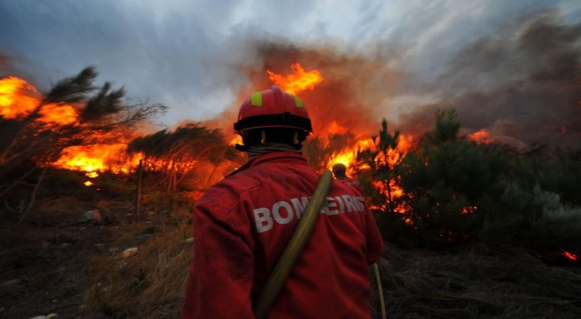 Proteção Civil coloca distrito de Braga em alerta vermelho até sexta-feira!