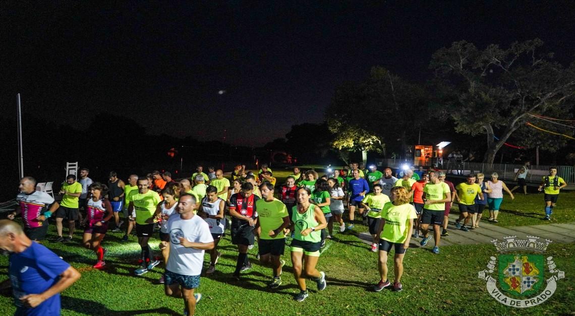 1º 'Vila de Prado a Correr' com perto de 100 participantes