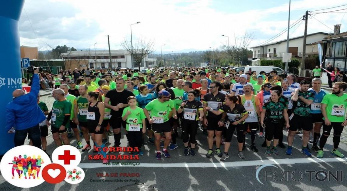 Correr ou caminhar por uma boa causa na IV Corrida Solidária do Cávado