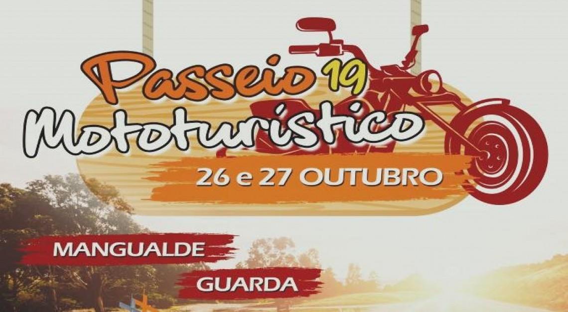 Moto Club de Prado com Passeio Mototurístico a Mangualde e Guarda