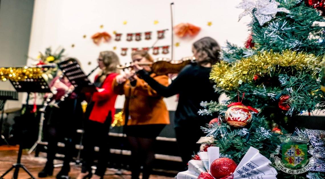 Escola de Música da Vila de Prado celebra a magia da época com três concertos de Natal