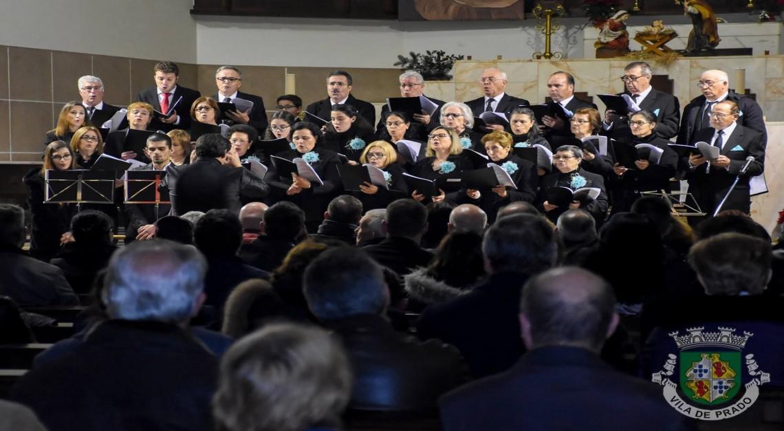 O Natal já passou, mas a magia continua com o Concerto do Grupo Assanes