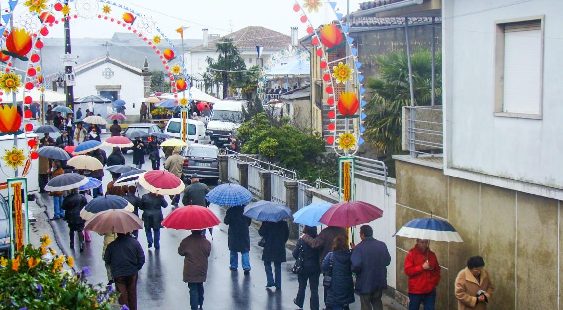 Vila de Prado. Festa em honra de Santo Amaro celebra-se este domingo