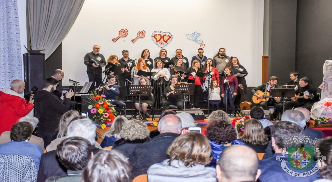 Escola de Música da Vila de Pradorealiza o 7º Concerto Namorar Portugal
