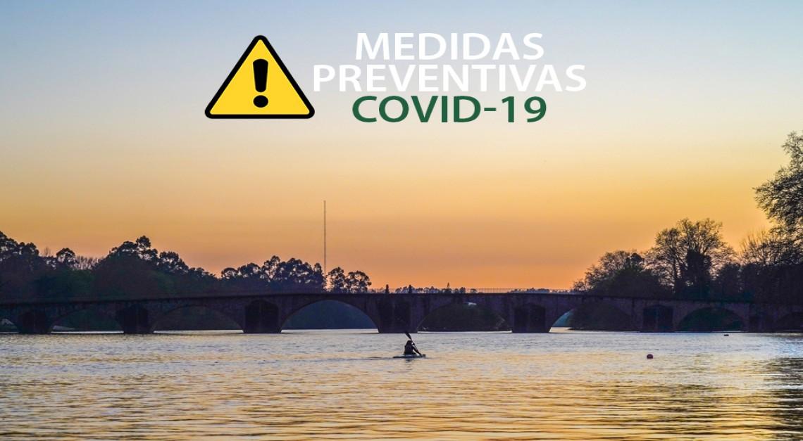 Medidas implementadas pela Junta de Freguesia da Vila de Prado para prevenção do Covid-19