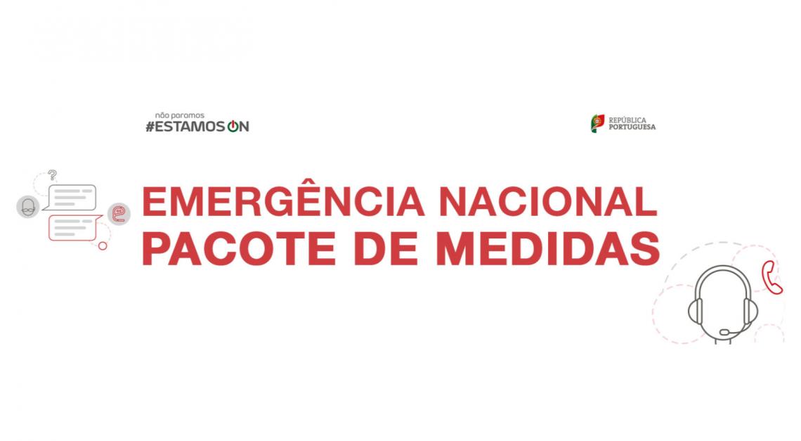 Todas as medidas excecionais do Estado de Emergência Nacional