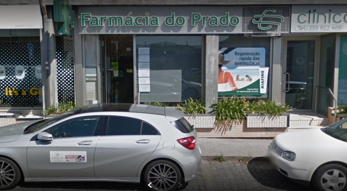 COVID-19. Farmácia do Prado faz entrega de medicamentos ao domicílio