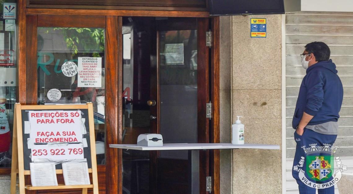 Conheças medidas da DGS para reabertura de restaurantes e cafés