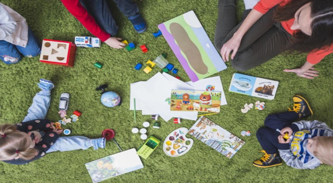 Reabertura das creches. Conheça as orientações da DGS para pais e educadores