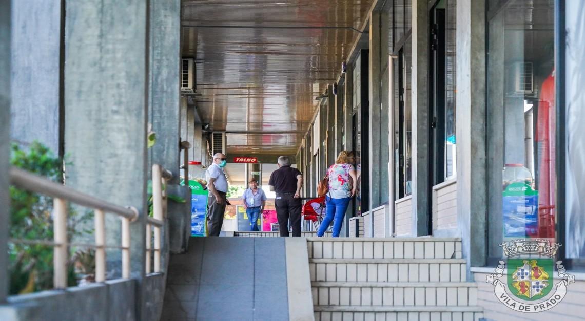 COVID-19. Comércio de Vila Verde pode manter horário normal de abertura