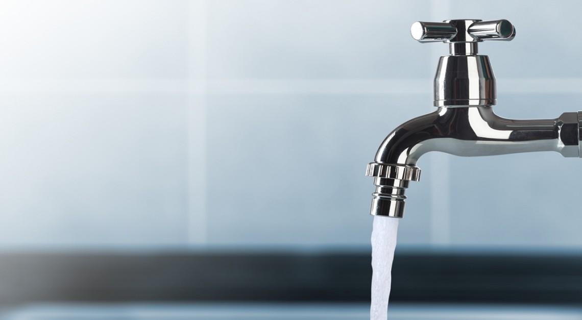 11 de novembro. Intervenção na rede de abastecimento pode gerar interrupções no fornecimento de água
