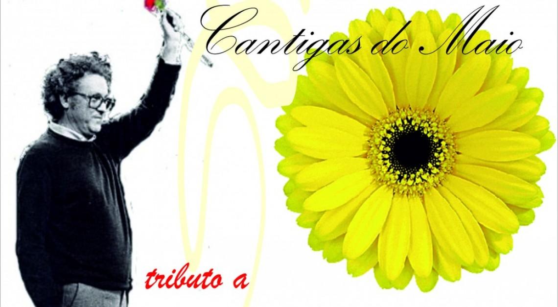 Cantigas de Maio: Concerto tributo a Zeca Afonso