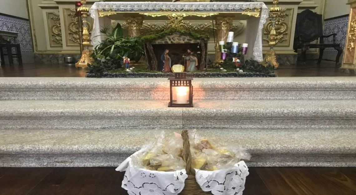 Luz de Belém chegou à Vila de Prado para iluminar a quadra natalícia